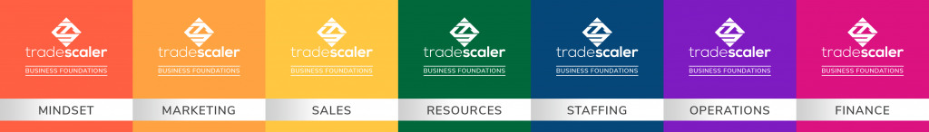 Business Foundations Course Icons